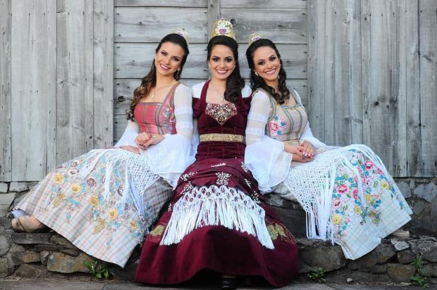 Entidades tradicionalistas podem indicar prendas para o concurso que escolhe as soberanas da Festa da Uva